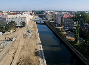 Olomouc Flood Protection - Stage II.B