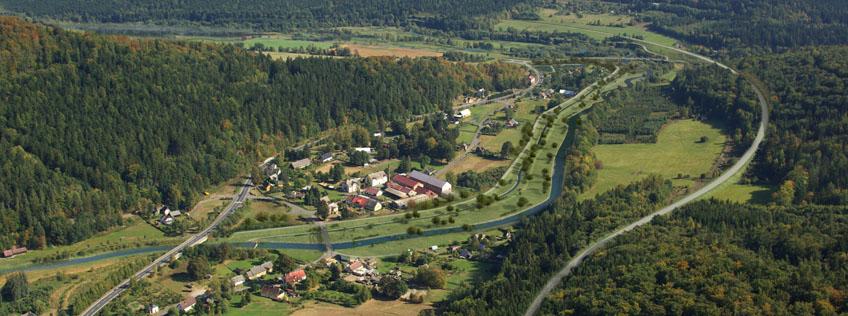 Úpravy a revitalizace vodních toků